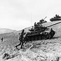 Korean War: Infantrymen by Granger