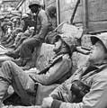 Korean War: U.n. Troops by Granger
