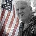 Korean War Veteran by Douglas Craig