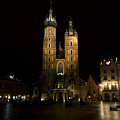 Krakow Saint Marys Basilica by Julian Wicksteed