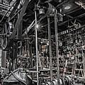 Kregel Windmill Factory Pulleys by Edward Peterson