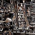 Kregel Windmill Factory Wall Space by Edward Peterson