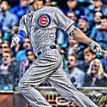 Kris Bryant Chicago Cubs by Joe Hamilton