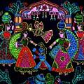 Krishna by Bijna Balan