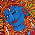 Krishna by Pushpa Ramachandran