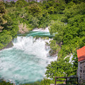Krka Waterfall Croatia by Mangesh Bhagat