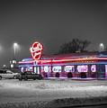 Kroll's Diner Mandan by Chad Rowe
