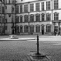Kronborg Castle Courtyard by Lee Santa