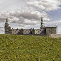 Kronborg Castle Moat Mound by Antony McAulay