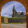 Kronborg Castle Through The Archway by Antony McAulay