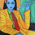 Krsna by Dori Hartley
