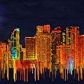 Kuala Lumpur by Edelberto Cabrera
