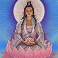 Kuan Yin by Sue Halstenberg