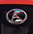 Kubota Grille Emblem by Rospotte Photography