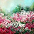 Kukenhof Rhododendrums by Sally Seago