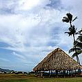 Kukulu Hale Kahului Maui Hawaii Panorama by Sharon Mau