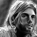 Kurt Cobain- Nirvana by Becky Herrera