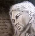 Kurt Cobain by Oscar Arauz