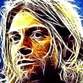 Kurt Cobain by Paul Van Scott