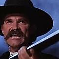 Kurt Russell As Wyatt Earp  In Tombstone 1993 by David Lee Guss