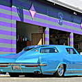 Kustom On The Riviera  by Steve Natale