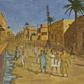 Kut Iraq by Julia Collard