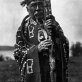 Kwakiutl Chief, C1914 by Granger