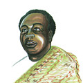 Kwame Nkrumah by Emmanuel Baliyanga