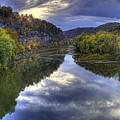 Ky River Palisades 23 by Sam Davis Johnson