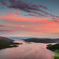 Kyles Of Bute In Twilight by David Head