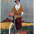 Kynoch Cycles - Bicycle - Vintage Advertising Poster by Studio Grafiikka