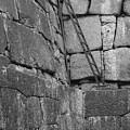 Kyoto Palace Stone Wall by Carol Groenen