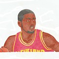 Kyrie Irving by Toni Jaso