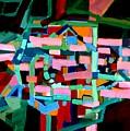 L A Landscape by Paul Freidin