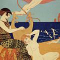 La Bague Symbolique by Georges Barbier