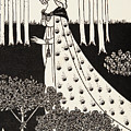 La Beale Isolde by Aubrey Beardsley