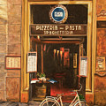 La Bicicletta by Charlotte Blanchard