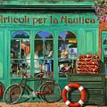 La Bicicletta Rossa by Guido Borelli