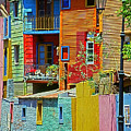La Boca - Buenos Aires by Juergen Weiss