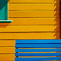 La Boca Street Scene 33 by JoeRay Kelley