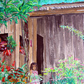 La Cabana by Sarah Hornsby