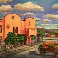 La Casa De Mi Amiga Olga by Randy Burns