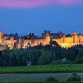 La Cite Carcassonne by Brian Jannsen