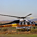 La County Fire Air Support by Tommy Anderson