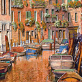 La Curva Sul Canale by Guido Borelli