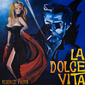 La Dolce Vita by Kelly Jade King