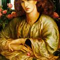 La Donna Della Finestra by Dante Gabriel Rossetti