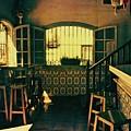 La Jaula Tapas Bar by Mary Machare