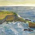 La Jolla Cove 002 by Jeremy McKay
