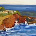 La Jolla Cove 017 by Jeremy McKay